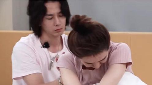 戚薇节目中偶遇生理期,李承铉忘记有摄像头,他的举动网友炸锅了