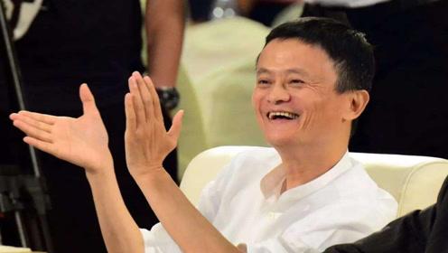 大学生叫嚣马云:不要灌鸡汤,教我怎么赚100万?首富还真说了