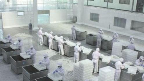 世界上最神秘的工厂,而且在上班得穿尿不湿,如有违规者一律开除