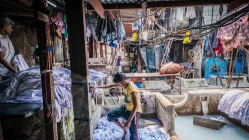 手洗的衣服最干净?看过印度170年历史洗衣厂就不这么想了