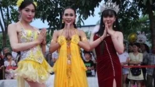 为何印度人妖和泰国人妖为何差距那么大,看完简直一言难尽啊