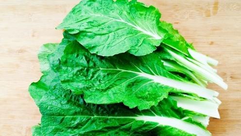 9月要多吃小白菜,不炒不炖百吃不厌,一次4斤不够,营养解馋香