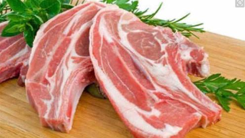 中国拟投放10000吨储备冻猪肉 肉从何来存了多久?