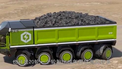 """首辆""""360度转弯汽车"""",可以自动装卸货,不愧是德国制造!"""