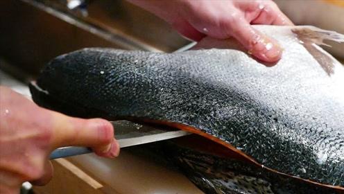 日本人将鱼卵变成昂贵的料理,普通人根本吃不起