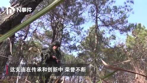 """个个都像小老虎!直击""""郭兴福生前所在连""""进攻战斗实战演练"""