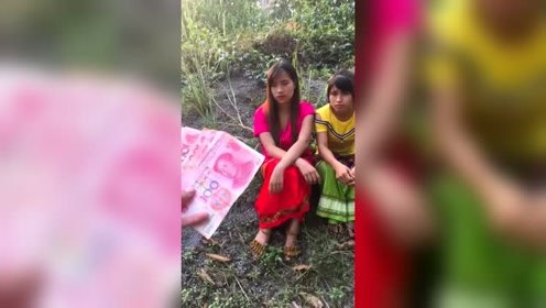 1万块人民币能在缅甸娶媳妇吗?听完美女的回答,我直接愣住了