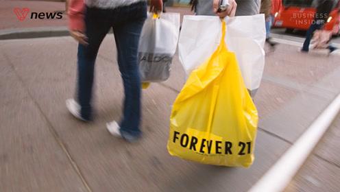 """一个""""美国梦""""故事:Forever 21的崛起与倒下"""
