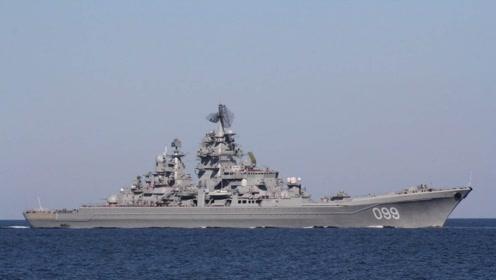 """俄罗斯的""""战舰军神"""",装备500枚导弹,足以单挑一支舰队"""