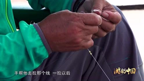 钓鲶鱼线组要这么做才不容易切线!