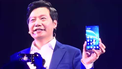 小米MIX Alpha环绕屏概念手机发布,预计12月份上市
