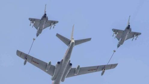 飞机提升航程需要空军加油,那飞机是如何在空中加油的?