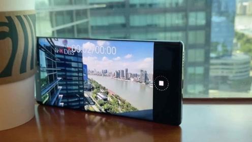 华为Mate30 Pro超广角4K延时摄影实测:画面太震撼