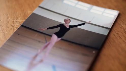 79岁老奶奶跳芭蕾走红网络,身材像18岁少女,简直是灵魂舞者