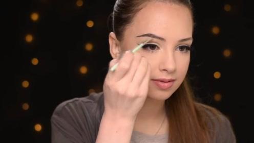 纹眉太疼了,女生还是学学画眉吧,一分钟就能搞定