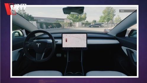 特斯拉智能召唤功能推出后恶评如潮 多名车主拍视频显示差点撞车