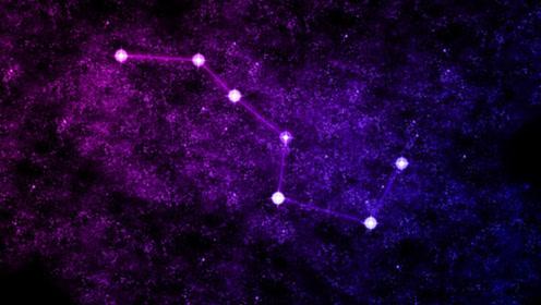 """科学家发现:北斗七星中有一颗是""""假星星""""?或是入侵者"""