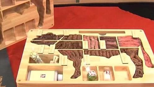 """日本最昂贵的盒饭,饭盒里面装着一头""""牛"""",网友:享受不起"""
