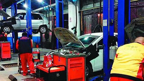 车子保养需要加清洗剂清洗吗?新手容易忽视,多花冤枉钱
