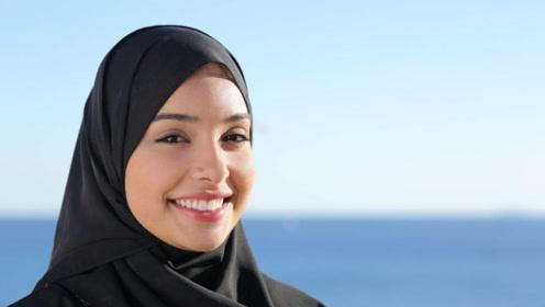"""世界最""""保守""""的阿拉伯女孩,白天循规蹈矩,晚上却是另一景象!"""