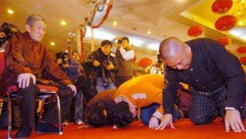 杨志刚大骂郭德纲是叛徒:没跟侯耀文学过一句,让我非常恶心!