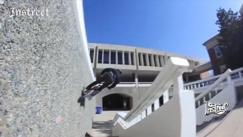 BMX车手告诉你什么叫做横行霸道