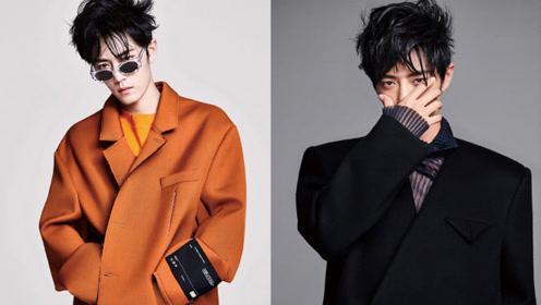 肖战杂志开售秒罄 大衣墨镜造型也太好看了