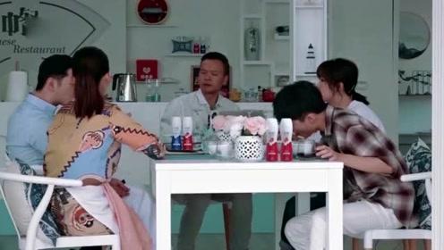 《中餐厅》原老板大夸黄晓明:营业额达标不容易