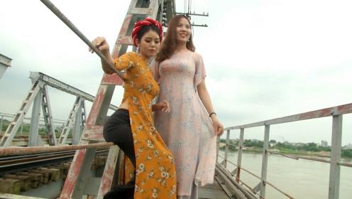 为什么越南女人喜欢穿奥黛?除了好看,原来还可以这样!