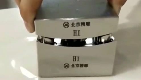 精雕技术严实合缝,中国制造就是牛