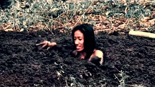 """流沙真的会把人""""吞掉""""吗?掉入流沙中会有什么后果,看完背后一凉!"""