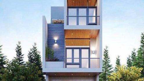 世界上最奇葩的豪宅 建在墙缝中 最窄处仅72厘米