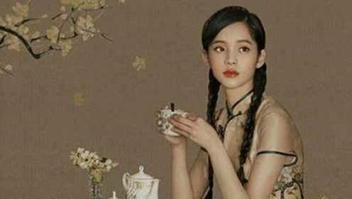 欧阳娜娜的旗袍造型,也太美了吧