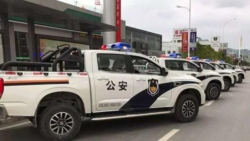 """中国版""""猛禽""""皮卡,正式成为警用车,网友:这才是中国移动长城"""
