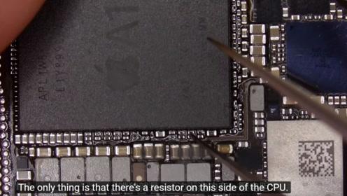 11 Pro秒变Pro Max!科技达人拆解:两者主板差异仅是一个电阻