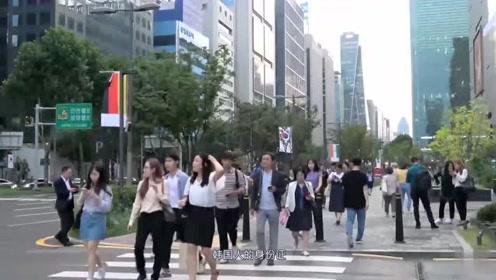 """韩国年轻人是怎么看待""""汉字""""的?网友:像学文言文?"""