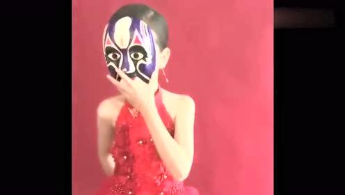 中美混血童模玛尔娜,今天的娜娜有些不一样,你能看出来吗?