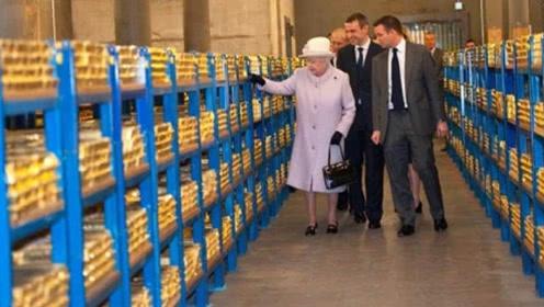 全球最大的金库,藏于地下27米处,储存黄金达1.3万吨