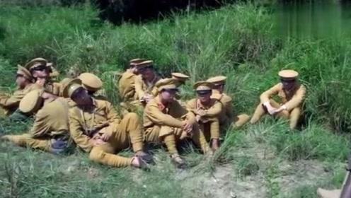 国军特工用猎狗传信得知鬼子联队路线,提前埋伏好准备全歼敌人