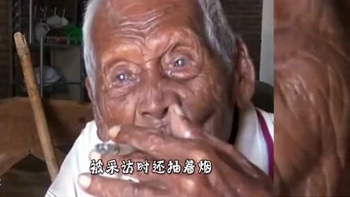 全球最长寿老人,送走七代子孙,最后却选择绝食而亡!