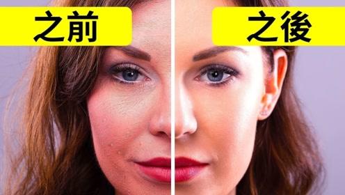 9种可以让你脸部更瘦更年轻的脸部按摩运动