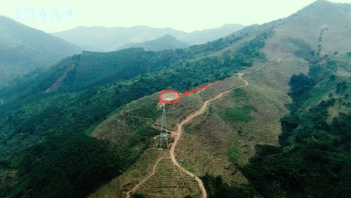 据说此处有龙脉宝地,土豪花30万买下了这处地方,你看被坑了没?