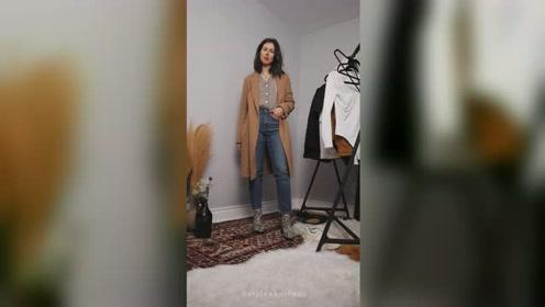 秋季穿搭指南 时尚博主的25套秋季穿搭示范