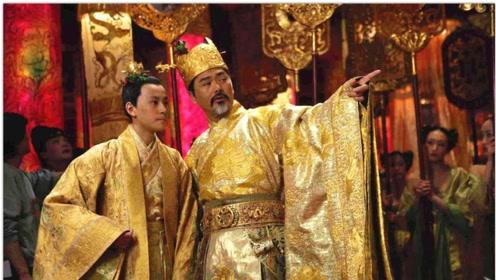 为什么在嘉庆被立为继承人之后,乾隆要让他祭拜一个逝世50多年的孩子?