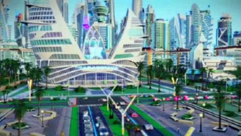 """厉害了深圳!中国首个""""无人城""""问世,未来科技让人震撼!"""