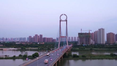 【70年70城】记住咸阳!在这里,千年古都发展为科技新城
