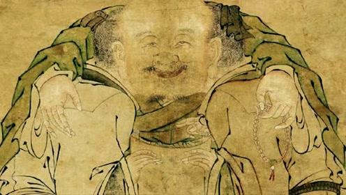 故宫最奇特的一幅画,远看一个人,近看三个人,你看出来了吗?