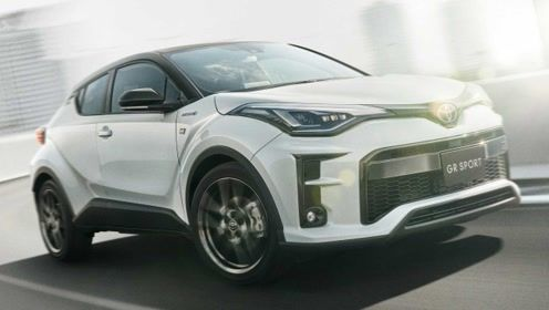 战斗感十足,丰田C-HR GR Sport官图发布