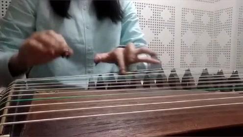 夏承凛武曲—《七弦抚尽独千秋》-古筝教学翻奏