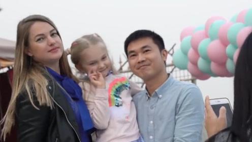 嫁到中国三年的乌克兰姑娘,回国后亲人不敢认,问她这是怎么了!